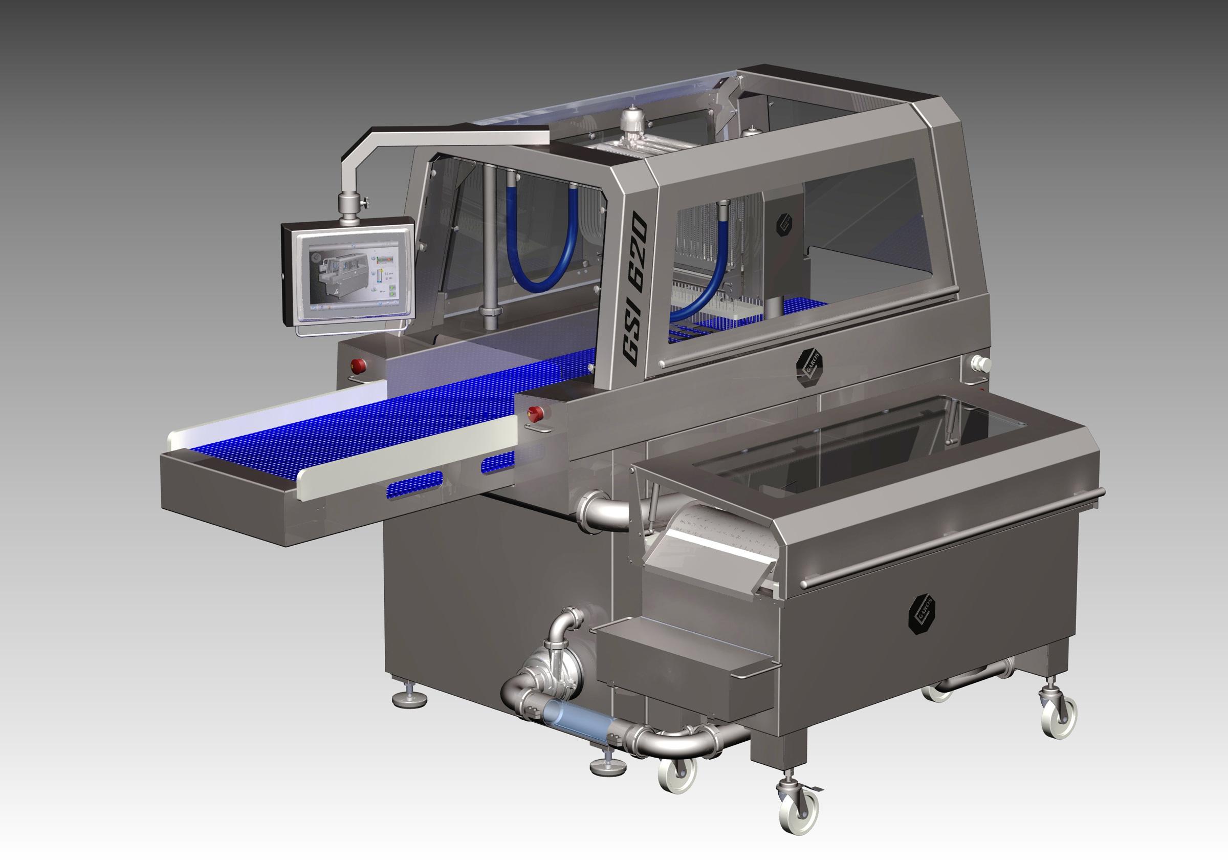 Inyectora GSI620
