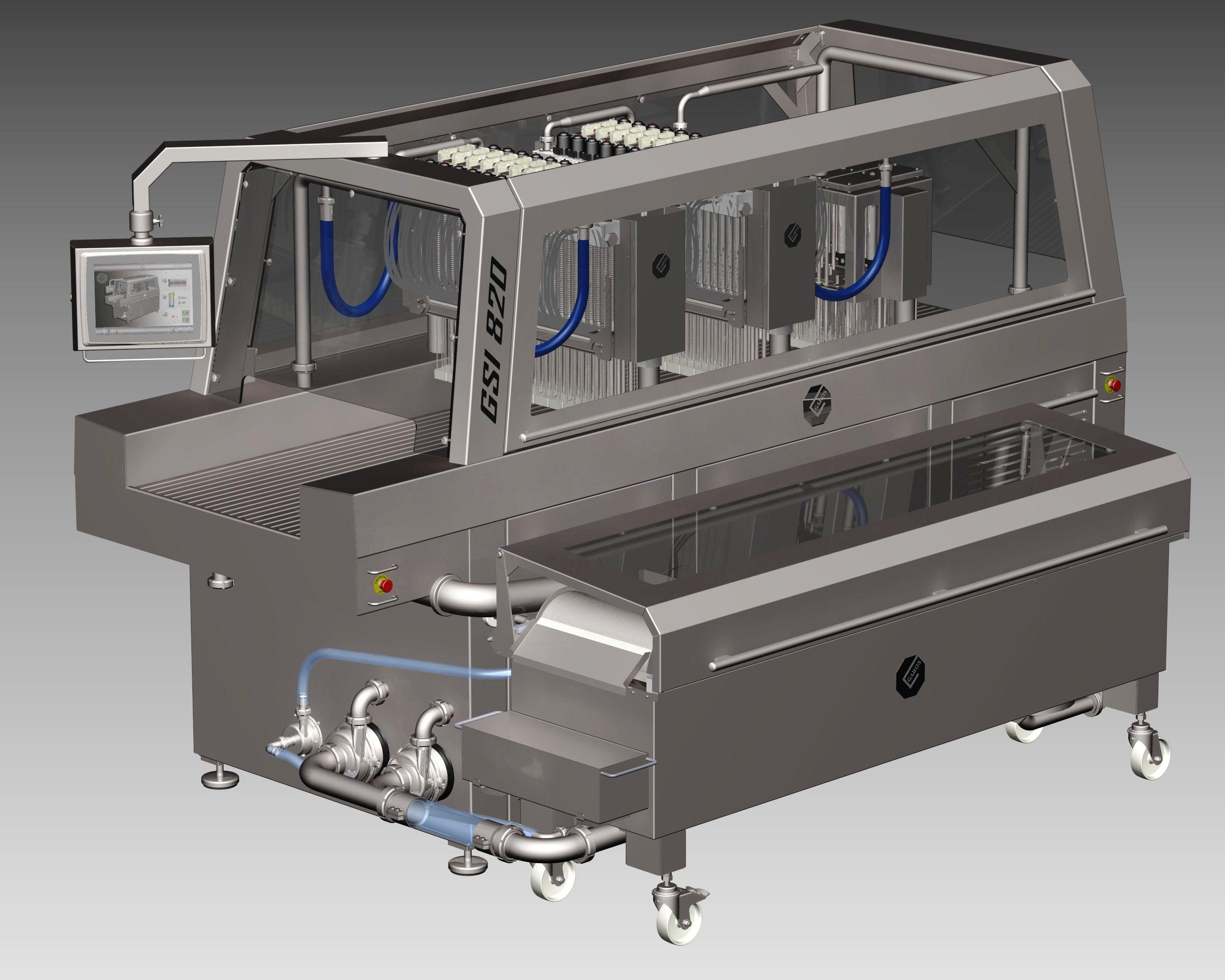 Inyectora GSI820